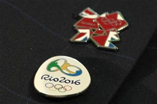 Britain Brazil Rio 2016 Olympics