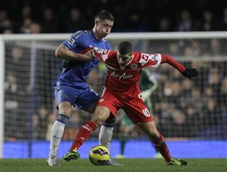 Gary Cahill, Adel Taarabt