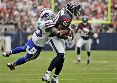 Andre Johnson, Aaron Williams