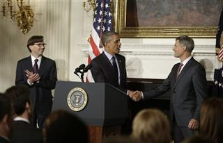Barack Obama, Jason Furman, Alan Krueger