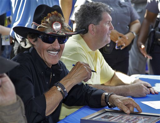 Richard Petty, Patrick Donahoe