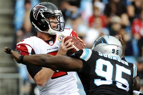 Matt Ryan, Charles Johnson