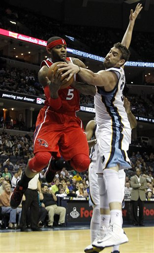 Josh Smith, Marc Gasol