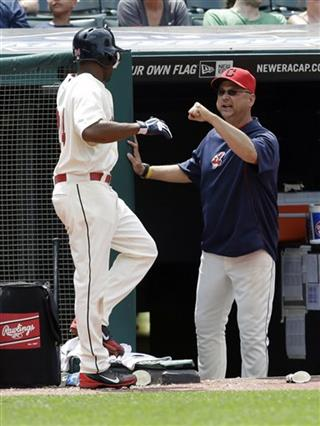 Michael Bourn, Terry Francona