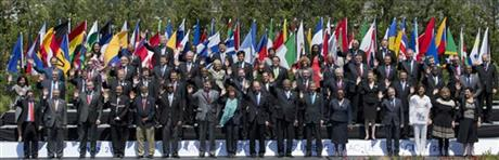 Chile CELAC EU Summit