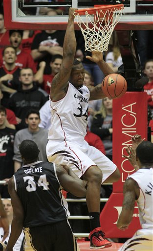 Yancy Gates, Ron Giplaye, Sean Kilpatrick
