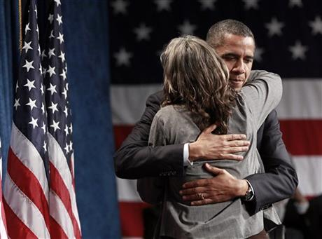 Barack Obama, Tami Graham