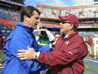 Will Muschamp, Jimbo Fisher