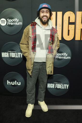 "NY Premiere of Hulu's ""High Fidelity"""