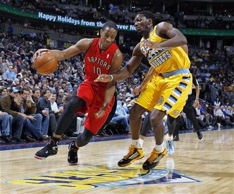 DeMar DeRozan, Kenneth Faried