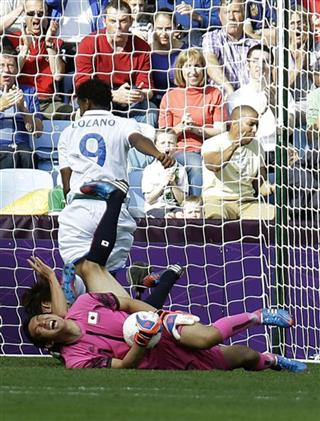 London Olympics Men Soccer