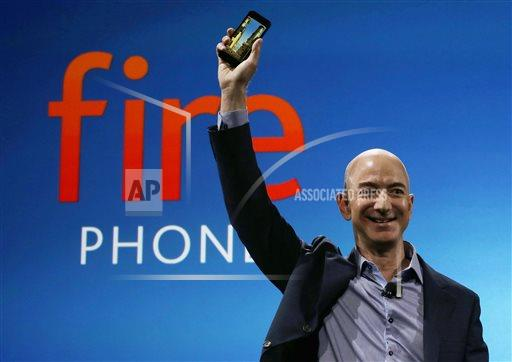 APTOPIX Amazon Smartphone