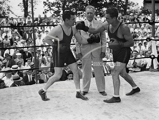 Associated Press Sports New Jersey United States Boxing DEMPSEY SCHMELING