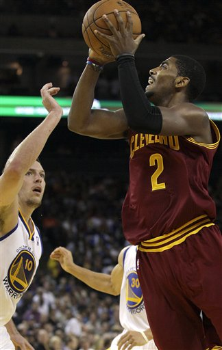 Kyrie Irving, David Lee