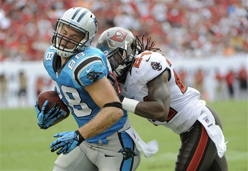 Greg Olsen, Mark Barron