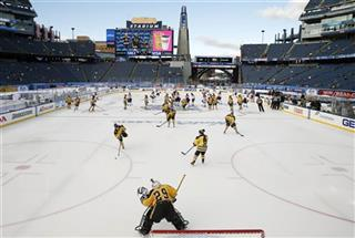 Winter Classic Hockey