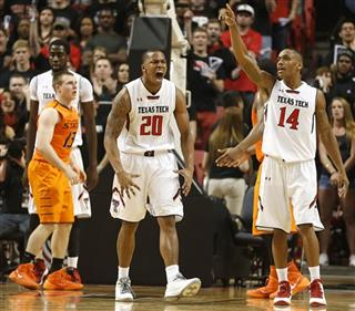OSU Texas Tech Basketball
