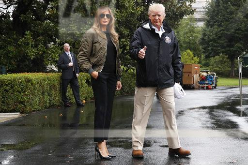 Trump One Year Melania Fashion