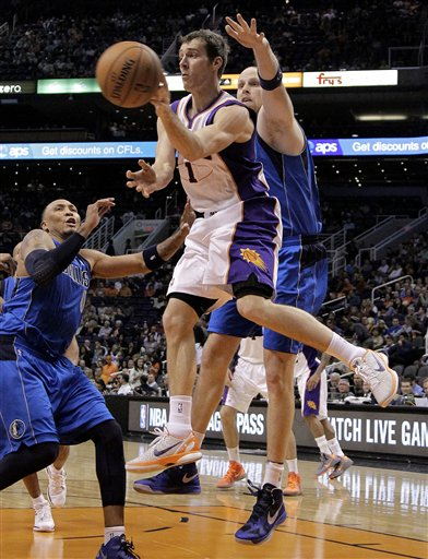 Goran Dragic, Chris Kaman