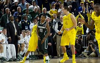 Keith Appling, Trey Burke, Mitch McGary