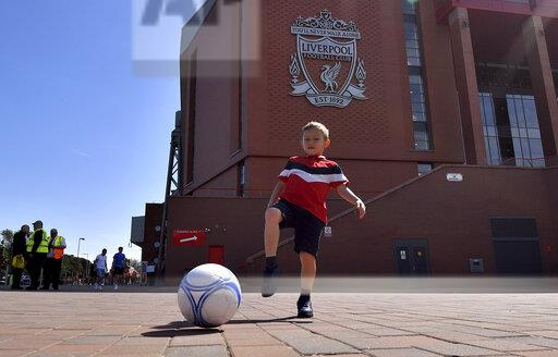 Liverpool v Arsenal - Premier League - Anfield