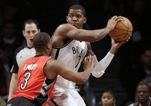 Joe Johnson, Kyle Lowry