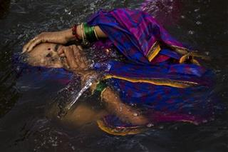 India Sacred Water Photo Gallery