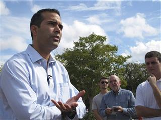 George P Bush-Campaign Filing
