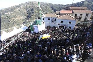 Algeria Hero's Burial