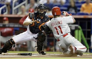 Rob Brantly, Jimmy Rollins