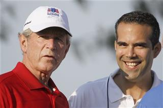 George W. Bush,  George P. Bush