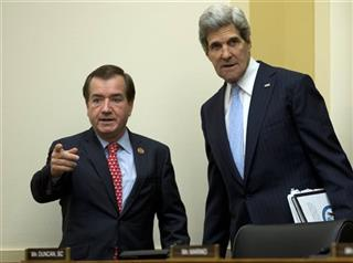 John Kerry, Edward Royce