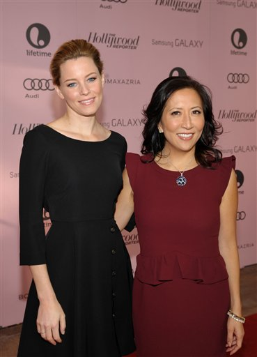 Janice Min, Elizabeth Banks