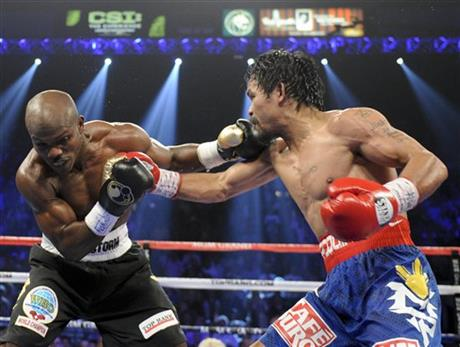 Manny Pacquiao, Timothy Bradley