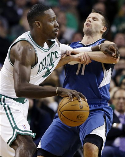 Jeff Green, Jose Juan Barea