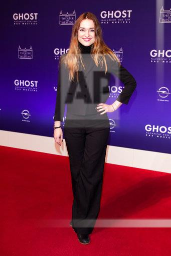Premiere of musical Ghost, Berlin, Germany - 07 Dec 2017