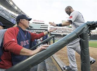 Jonny Gomes, John Farrell