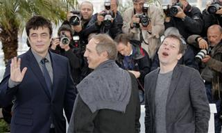 Benicio Del Toro, Arnaud Desplechin, Mathieu Amalric