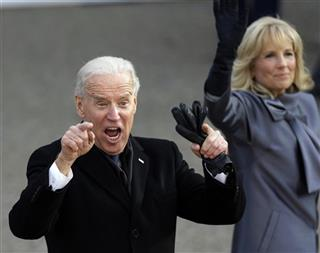 Jill Biden, Joe Biden