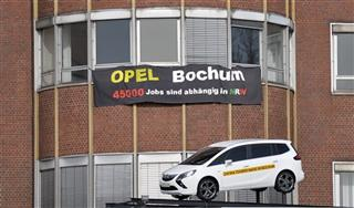 Germany General Motors Opel