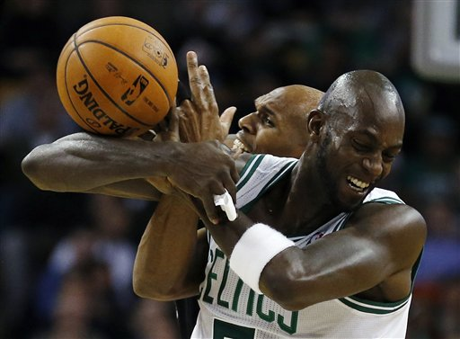 Kevin Garnett, Jerry Stackhouse