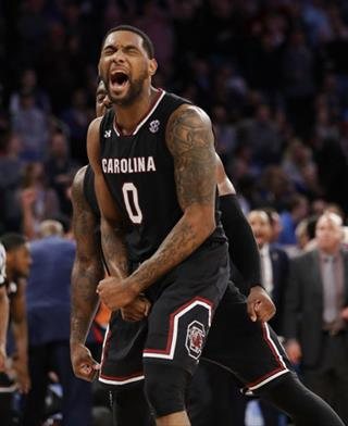 NCAA South Carolina Florida Basketball