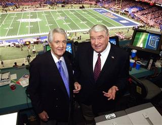 Pat Summerall, John Madden