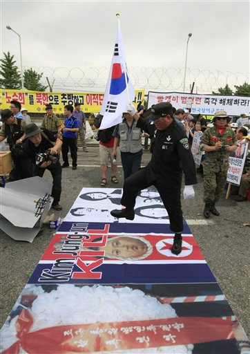 South Korea Koreas Activist
