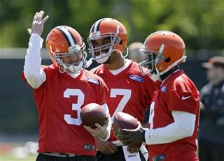 Brandon Weeden, Jason Campbell, Thad Lewis
