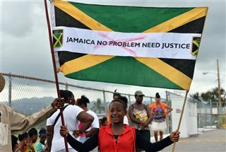 Jamaica Slum Standoff
