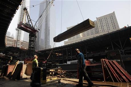 Sept 11 Construction Glance