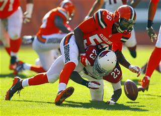 Chris Johnson, Karlos Dansby