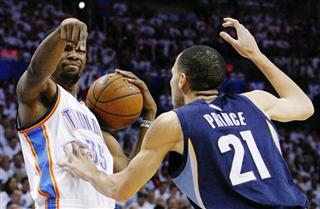 Kevin Durant, Tayshaun Prince