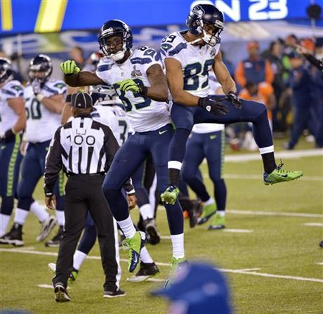 Ricardo Lockette, Doug Baldwin